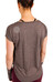 YogiYogini Sweden W's Amanda Tee Earth Brown